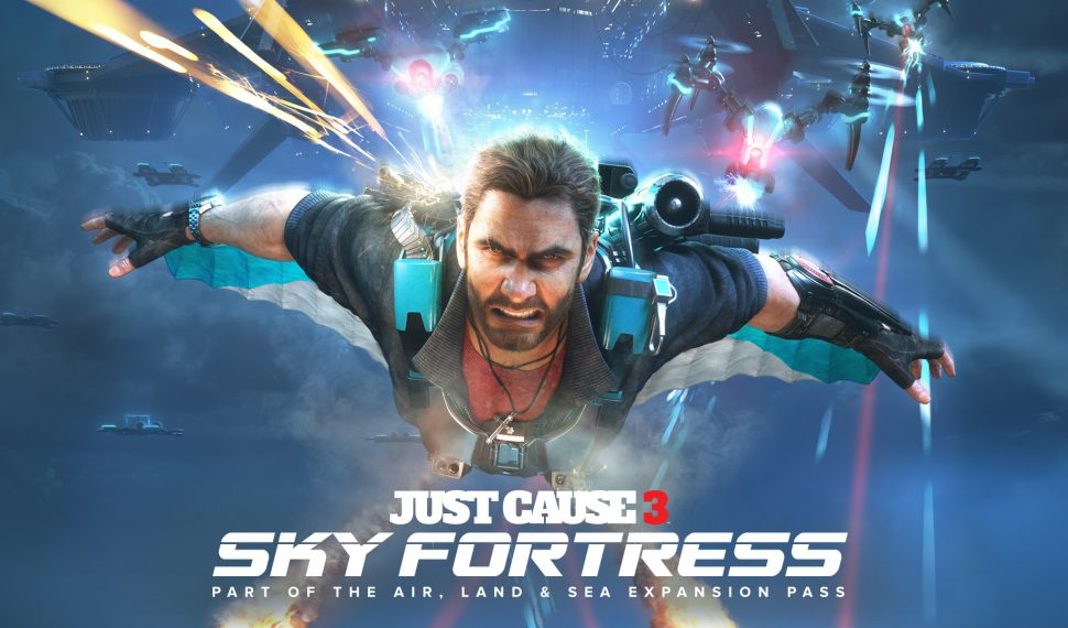 Just Cause 3 DLC: Sky Fortress