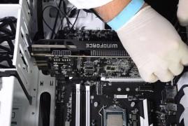 Taller de montaje de PC: Nivel básico en TFS Game Madrid