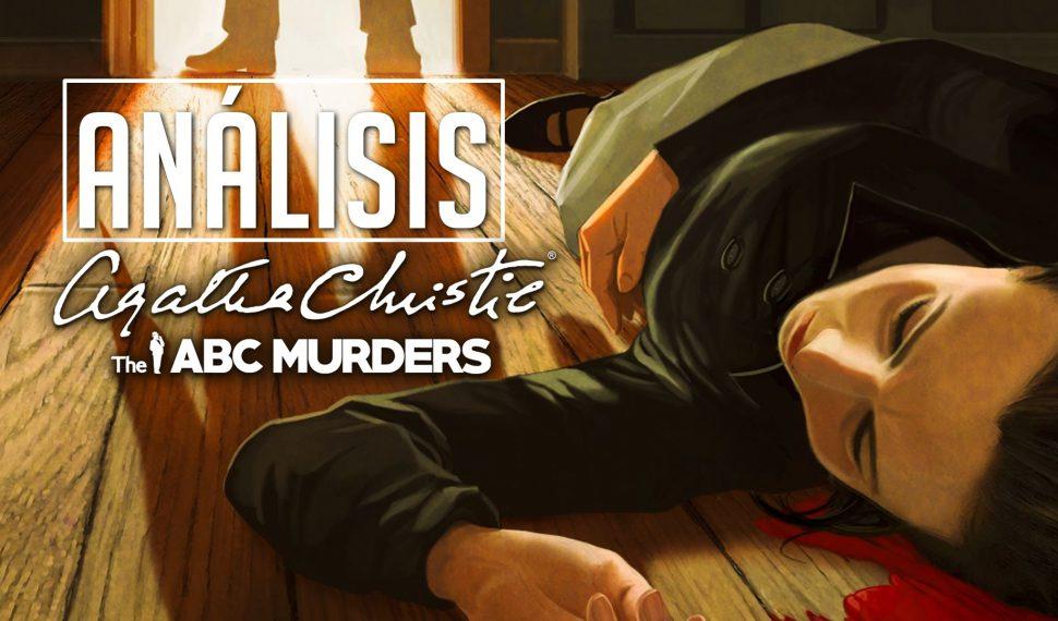 Agatha Christie: The ABC Murders para PS4