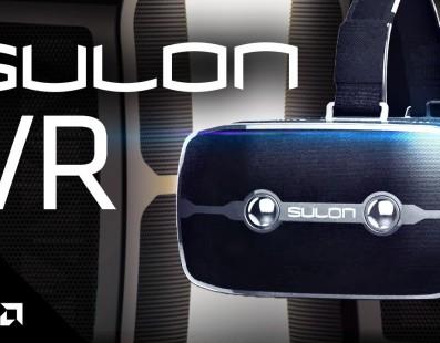 AMD y Sulon se unen a la carrera por la Realidad Virtual