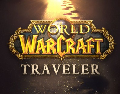 Blizzard anuncia la serie de libros World of Warcraft: Traveler