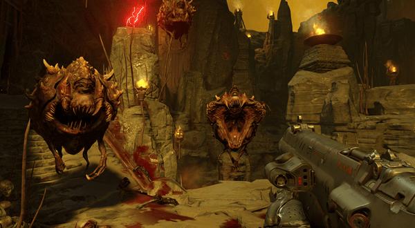 Doom, su nuevo tráiler y las fechas de la nueva beta