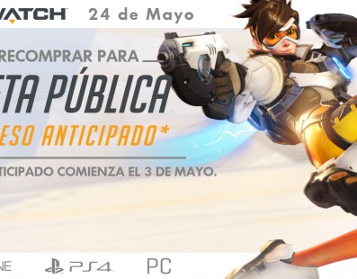 Overwatch: Fecha de lanzamiento y beta abierta