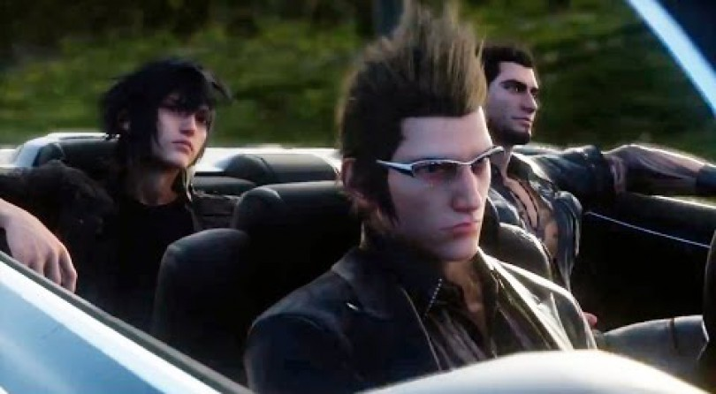 La historia de Final Fantasy XV se extenderá durante 10 años