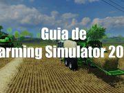 Guía Farming Simulator 2017 Portada