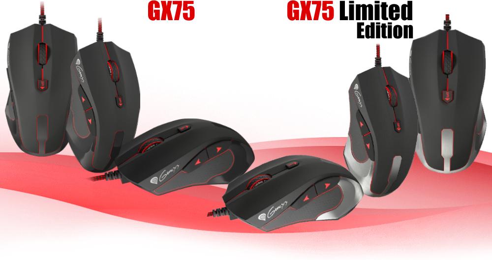 Natec Genesis GX75