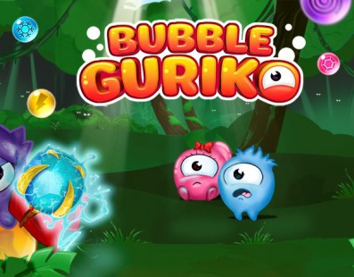 Bubble Guriko – Juego bubble made in Spain para móvil
