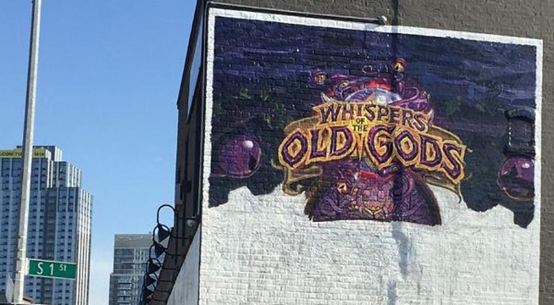 Whispers of Old Gods, ¿la nueva expansión de Hearthstone?