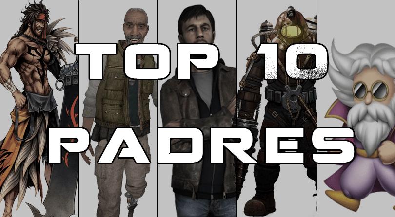 Los 10 mejores padres en videojuegos