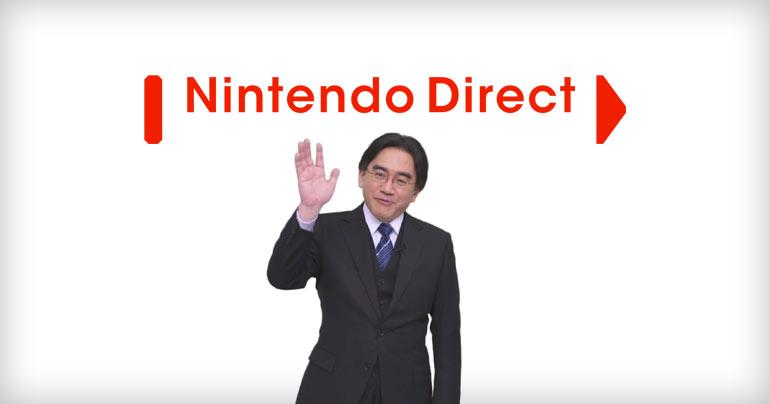 Nintendo Direct muestra sus novedades