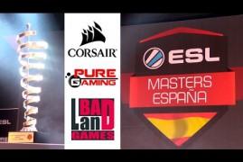 PureGaming en la ESL Masters 2016 Barcelona