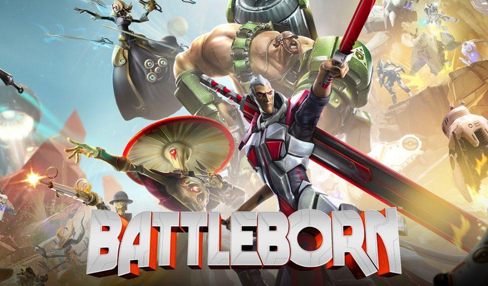 Battleborn empieza su periodo de pruebas