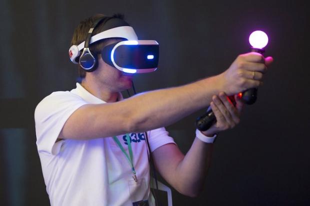 dispositivos VR
