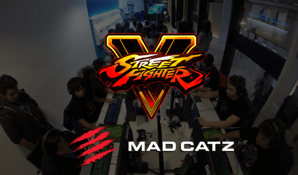 Primer Torneo Street Fighter V en TFS Game Madrid y Barcelona