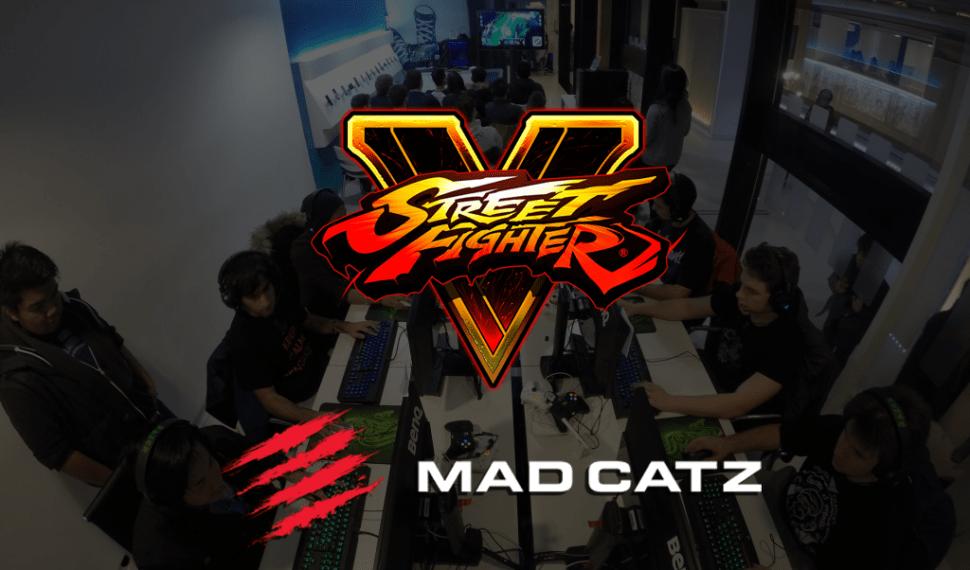 Primer Torneo Street Fighter V en TFS Game Madrid y Barcelona