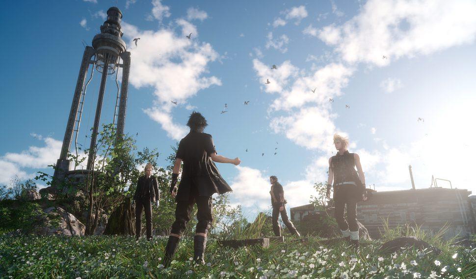 Todas las novedades de Final Fantasy XV