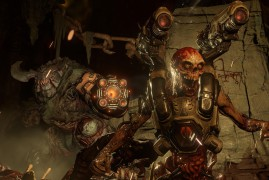 La beta de Doom con menos resolución en Xbox One