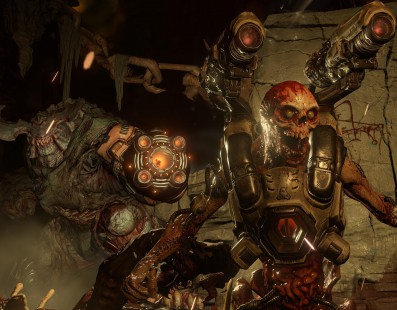 La beta de Doom con menos resolución en Xbox One
