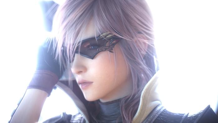 Final Fantasy - lightning