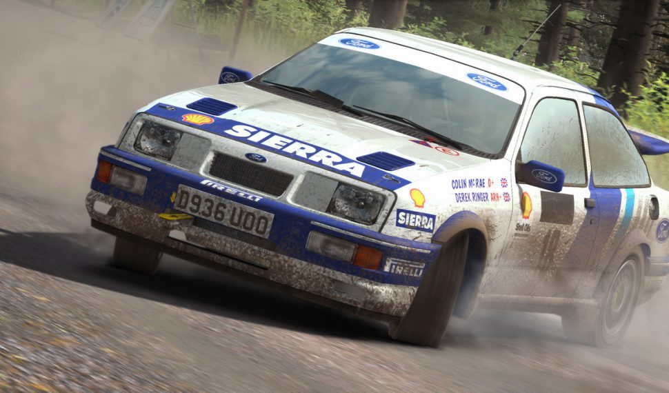 DiRT Rally ya disponible. ¿Te lo vas a perder?
