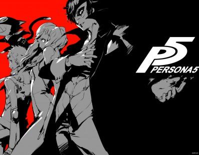 Persona 5, novedades el próximo 5 de mayo