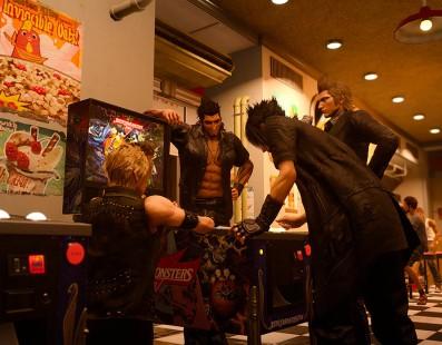 Final Fantasy XV para móviles llega a Japón
