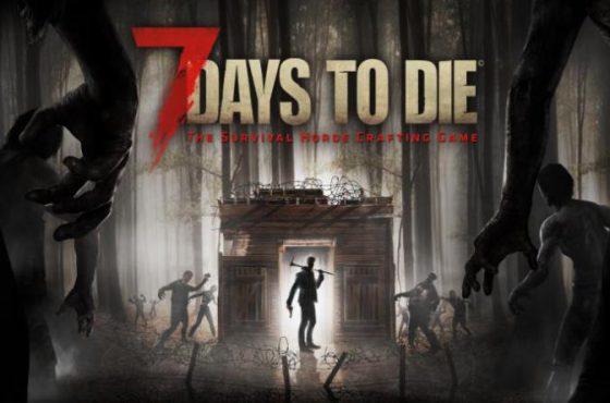 7 Days to Die en PS4 y XboxOne