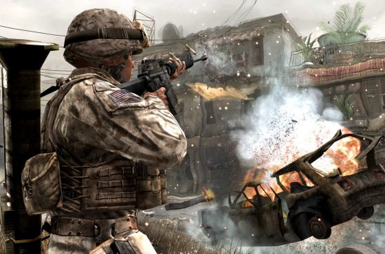 Filtración de Call of Duty Modern Warfare Trilogy