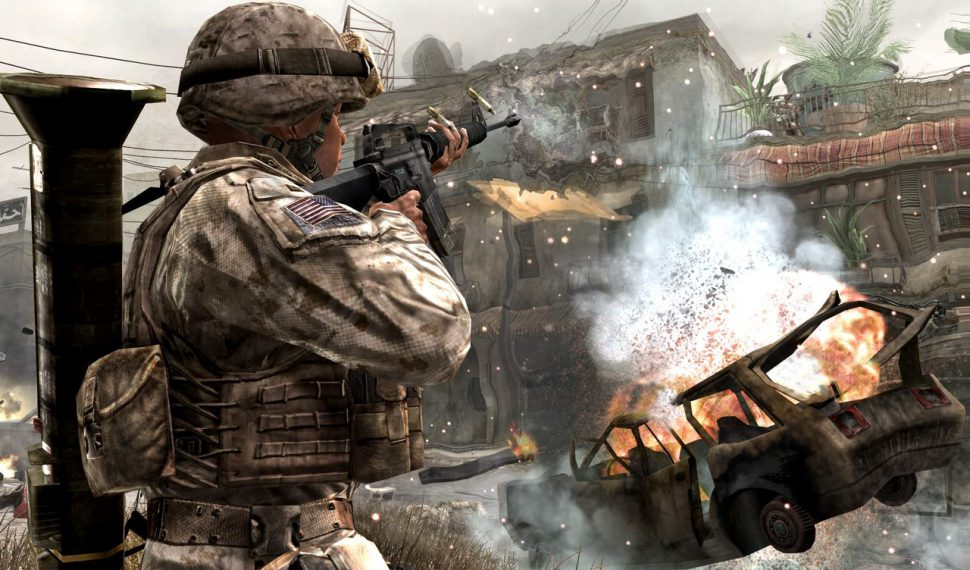 Filtración de Call of Duty Modern Warfare Trilogy
