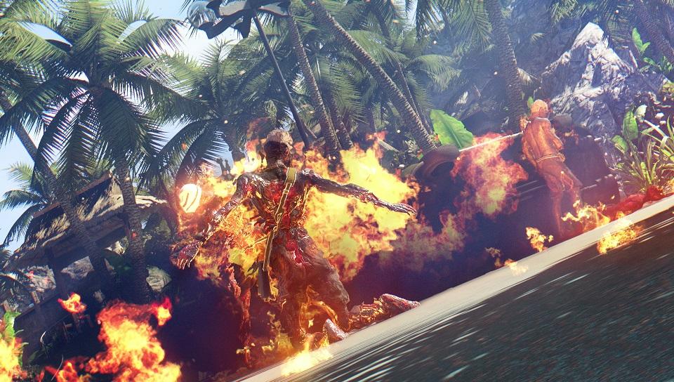 Dead Island remasterizado y sus nuevas pantallas