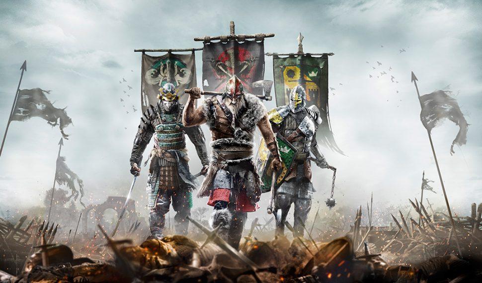 Más de 3 millones de personas jugaron a la beta abierta de For Honor