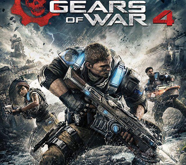 Gears of War 4 se muestra en Gamescom a 4k