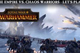 La Batalla de los Guerreros de Total War: Warhammer