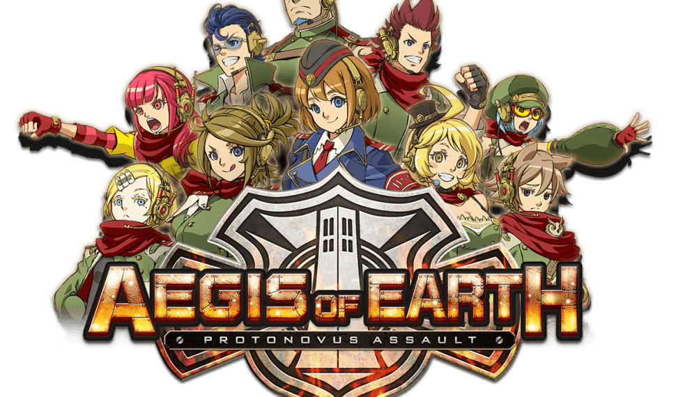 Aegis of Earth: Protonovus Assault disponible 22 de abril