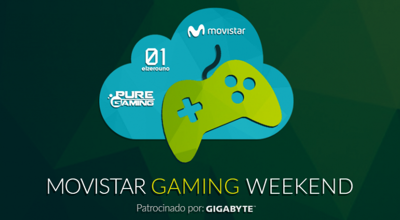 Movistar Gaming Weekend by El Zerouno & Puregaming