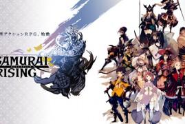 Samurai Rising, el nuevo RPG de Square Enix