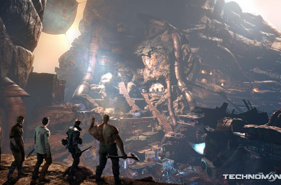 The Technomancer, un RPG de ciencia ficción que hará historia