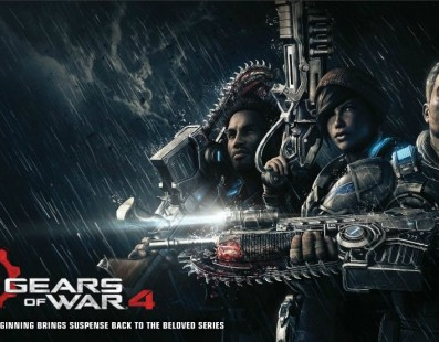 REVIEW DE GEARS OF WAR 4