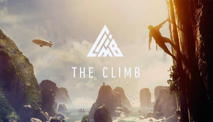 The Climb disponible para Oculus Rift