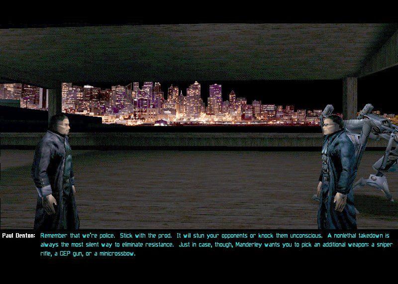 ¿Sabías que… las Torres Gemelas no aparecen en Deus Ex?