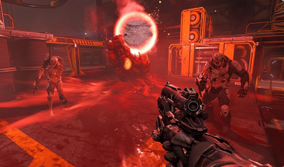 El frame-rate de Doom estará desbloqueado para PC