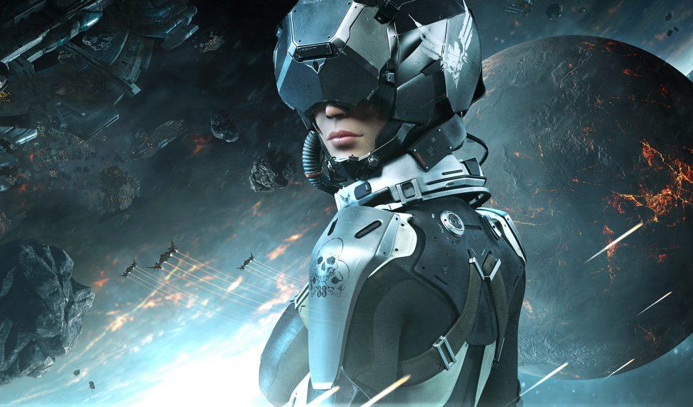 Eve: Valkyrie y el juego cruzado
