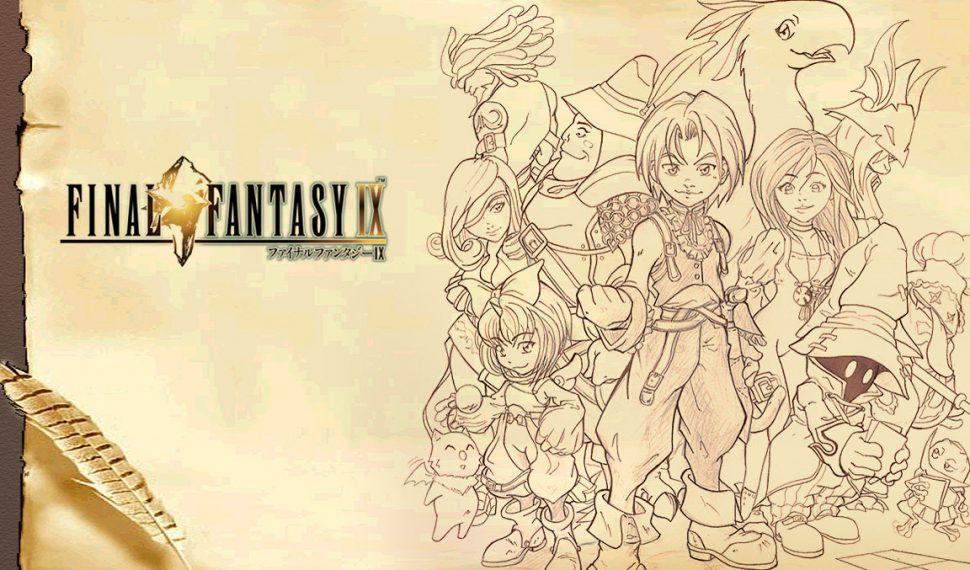 Final Fantasy IX disponible para PC