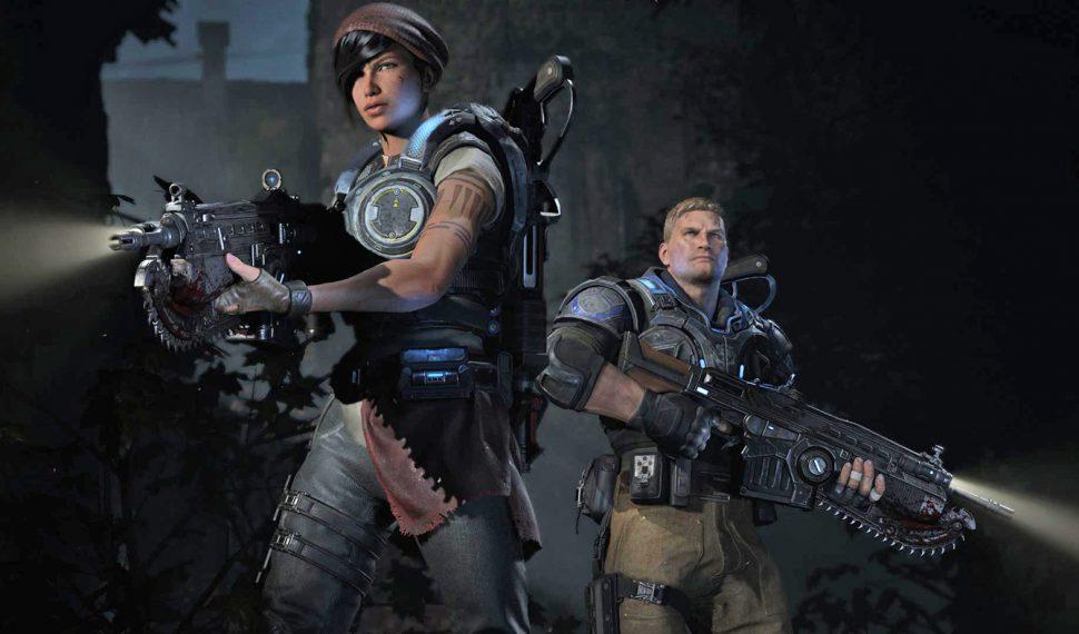 Gears of War 4 quiere ser un referente gráfico en Xbox One
