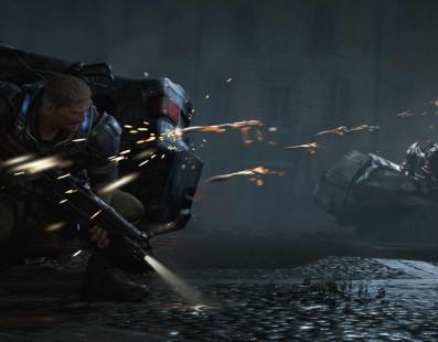 No todos han recibido la beta abierta de Gears of War 4