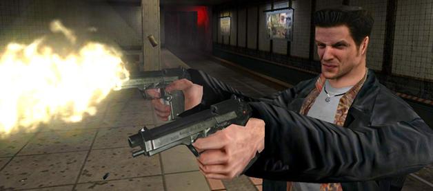 Max Payne, lo nuevo que llega a PlayStation 4
