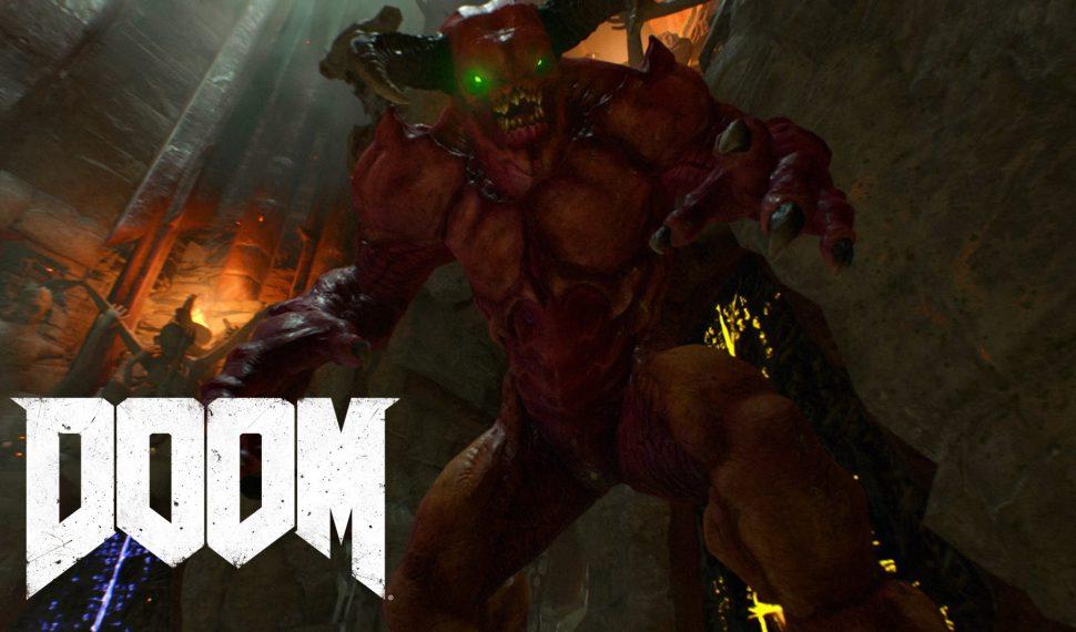 Doom y las amplias opciones de configuración gráfica
