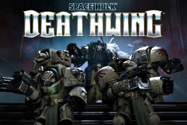 Space Hulk: Deathwing, el shooter de Warhammer 40.000