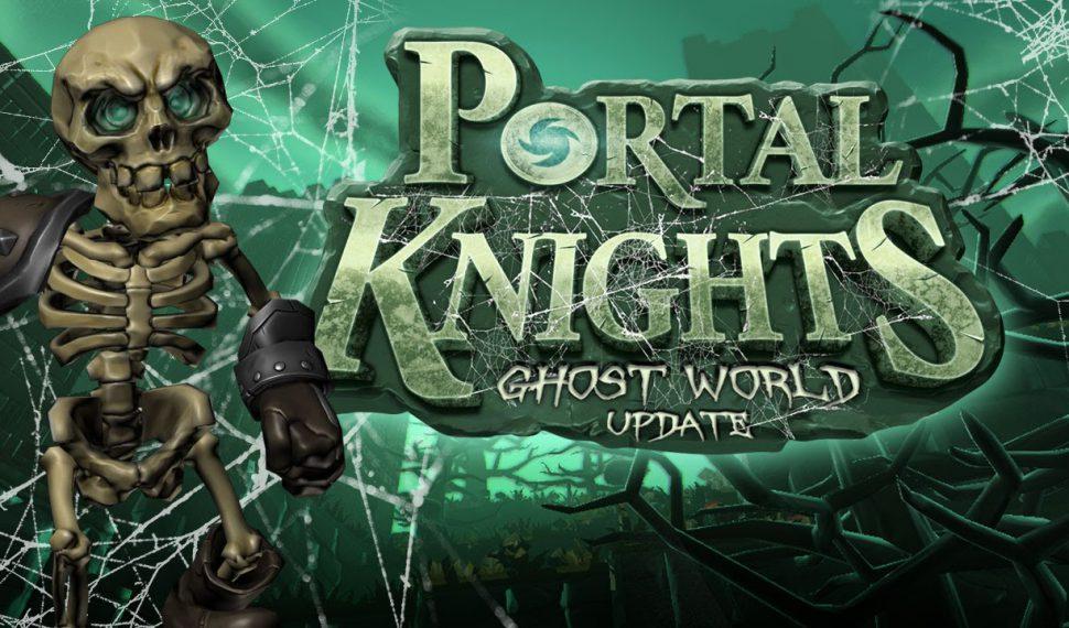 Nueva actualización en Portal Knights