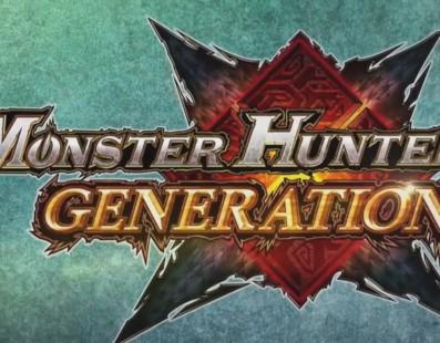 Monster Hunter Generation para Nintendo 3DS